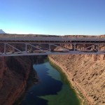 Navajo Bridge Panorama